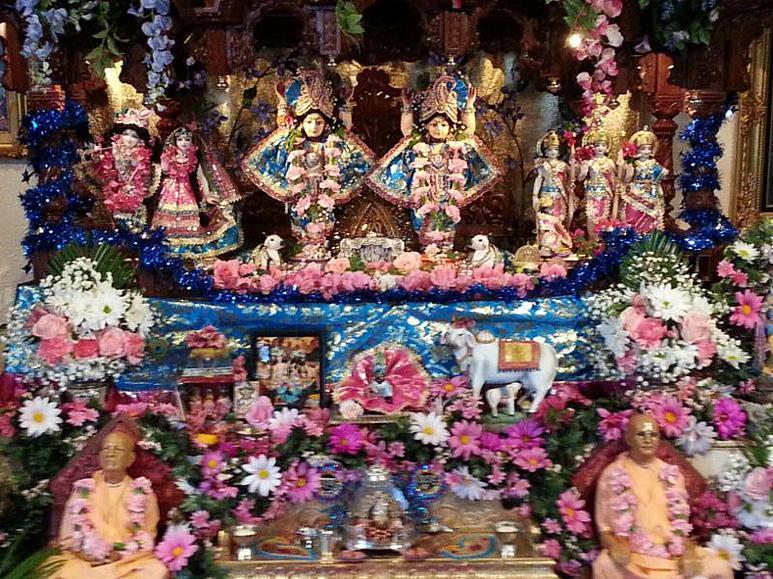 Hare Krishna Restaurant New York